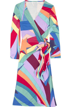Diane von Furstenberg Diana wrap dress