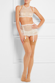 Agent Provocateur Seamed 15 denier stockings