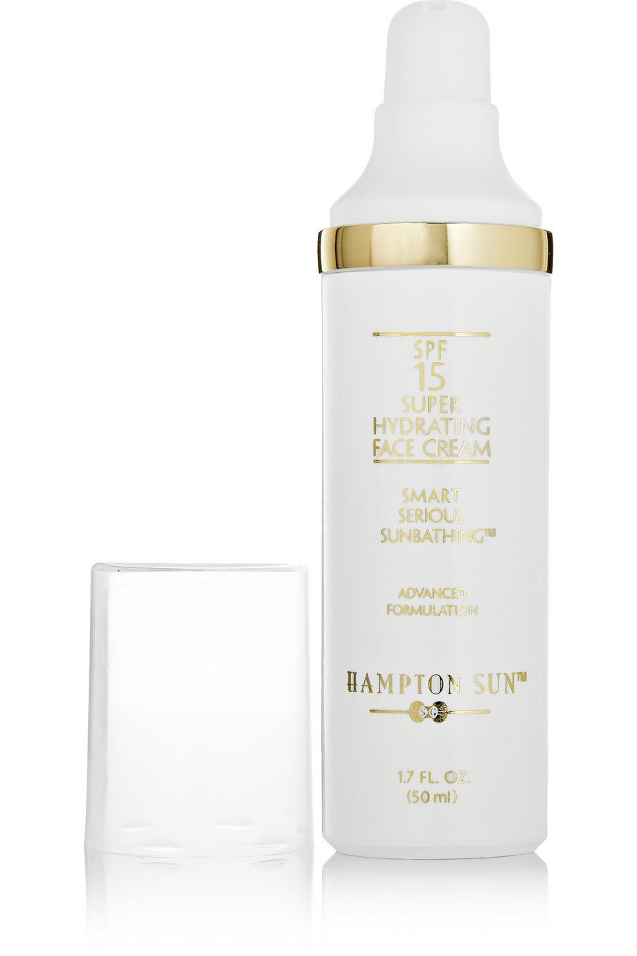Hampton Sun SPF15 Super Hydrating Face Cream, 50ml