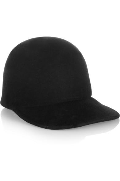 how to clean wool baseball cap