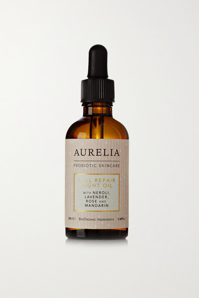 Aurelia Probiotic Skincare - Cell Repair Night Oil, 50ml