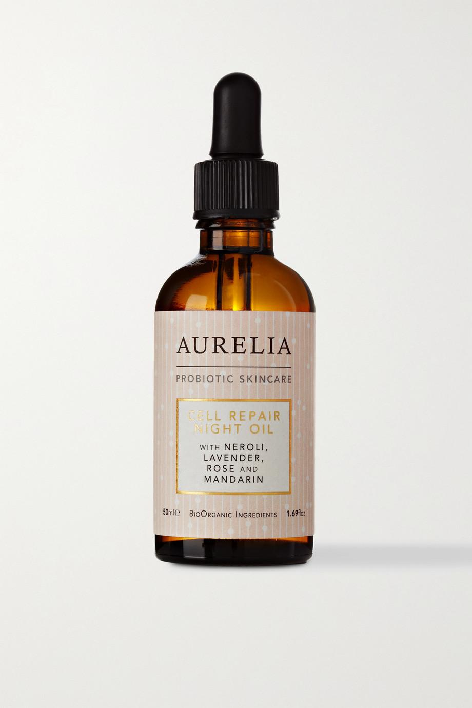 Cell Repair Night Oil, 50ml, by Aurelia Probiotic Skincare