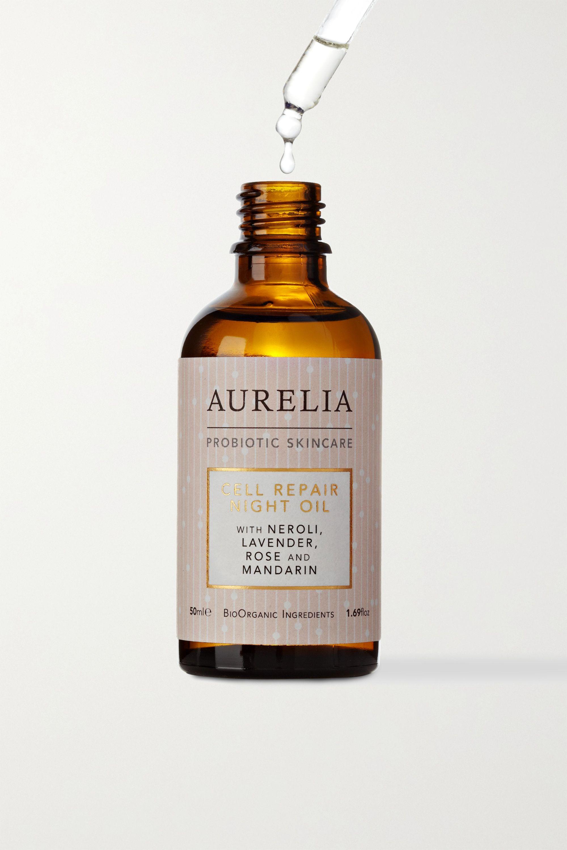 Aurelia Probiotic Skincare + NET SUSTAIN Cell Repair Night Oil, 50ml