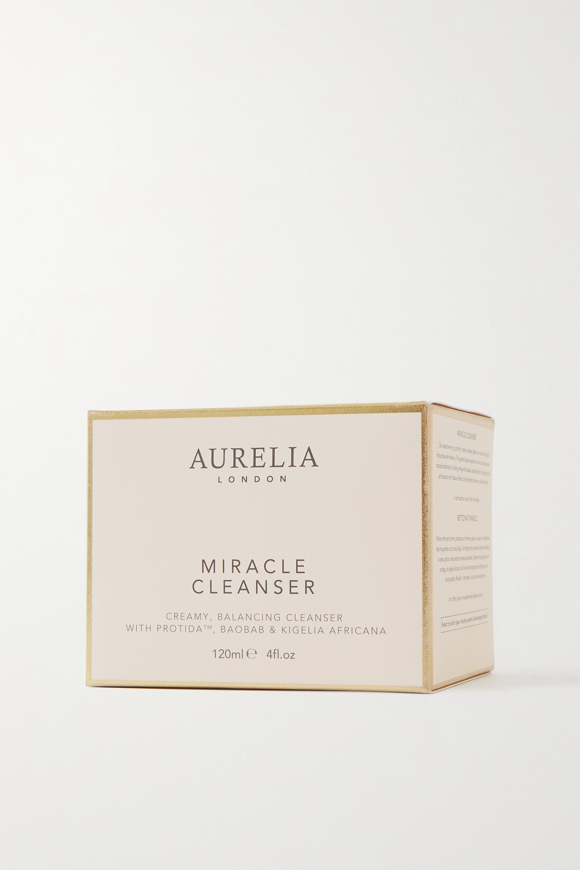 Aurelia Probiotic Skincare Miracle Cleanser, 120ml