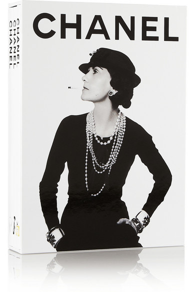 Chanel Book Cover Printable : Assouline set of three chanel by natasha fraser