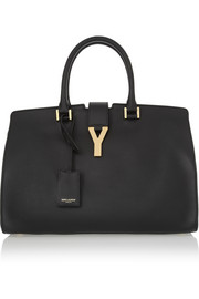 Saint Laurent Cabas Chyc medium leather shopper
