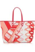 Модные текстильные сумки на лето - Сумки - мода 2011 - 2012.