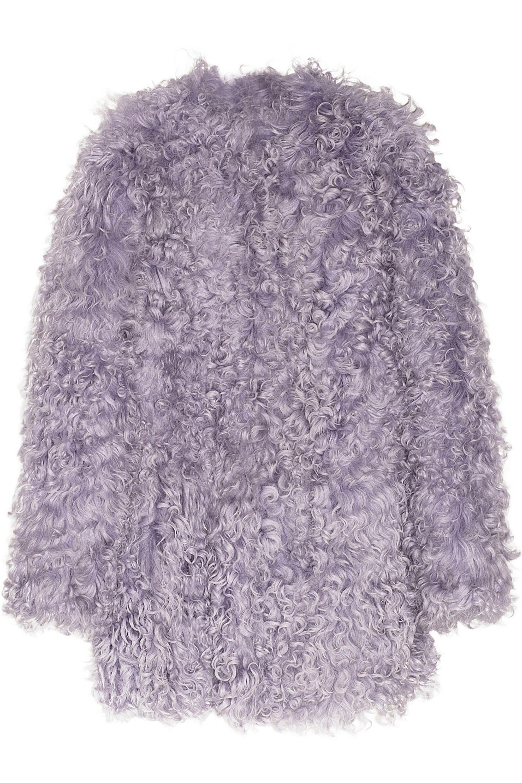 Emilio Pucci Shearling coat