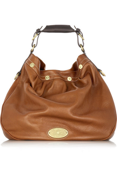 Mulberry Mitzy Leather Hobo