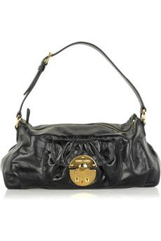 Miu MiuLeather shoulder bag