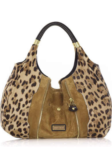 Jimmy Choo. Mandah hobo bag