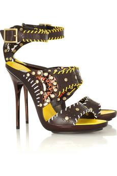 Jimmy Choo Claudia platform sandal|NET-A-PORTER.COM from net-a-porter.com