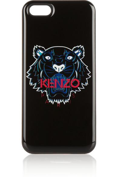 purchase cheap 05e13 72fdb Tiger-print iPhone 5 cover