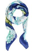 Missoni Floral silk scarf