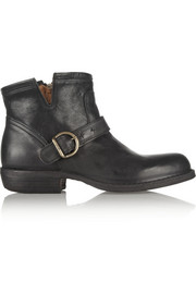 Fiorentini & Baker Chad leather ankle boots