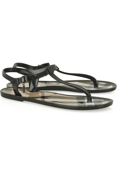 7eb20b9f7fc8 Burberry Shoes   Accessories. T-bar jelly sandals