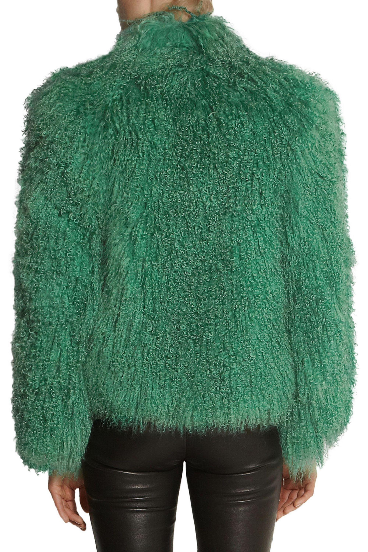 Karl Donoghue Shearling jacket