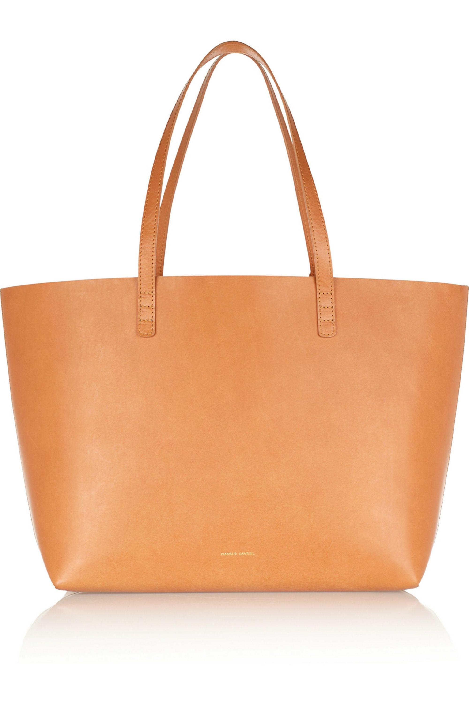 Mansur Gavriel Large leather tote