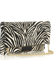 Halston Maxine medium clutch | NET-A-PORTER.COM from net-a-porter.com