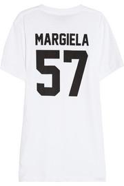 LPD New YorkT-shirt en jersey de coton Team Margiela