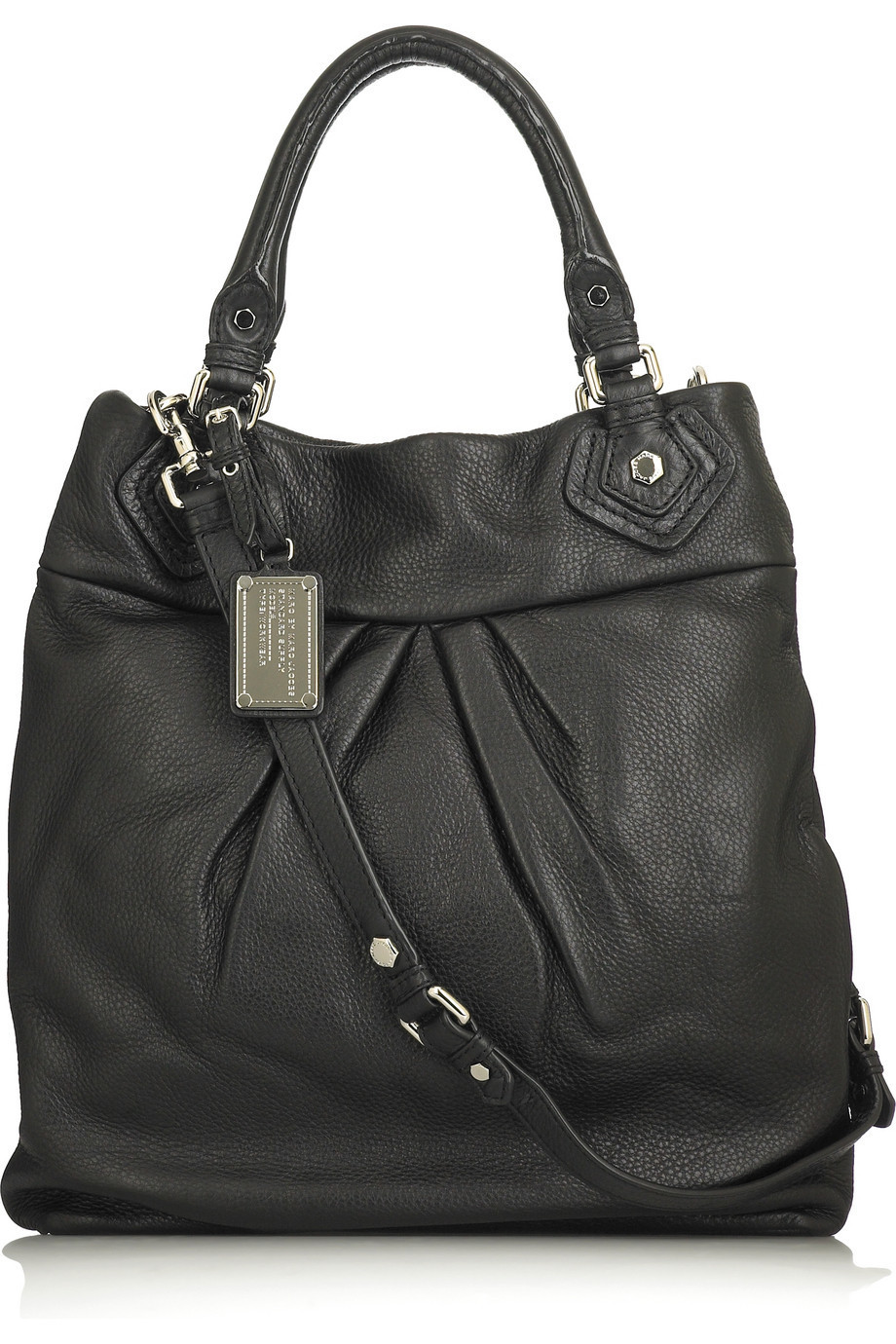 Marc by Marc Jacobs City leather tote | NET-A-PORTER.COM from net-a-porter.com
