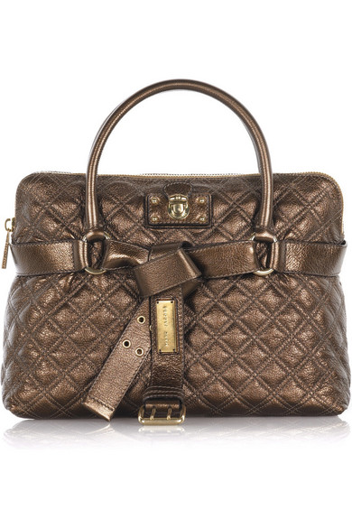 92da888bb9a0 Marc Jacobs Bruna Quilted Tote - Best Quilt Grafimage.co