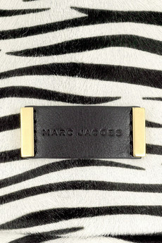 Marc JacobsSafari Pouchette printed bag
