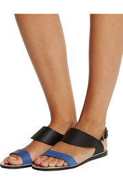 Nicholas Kirkwood Leather sandals
