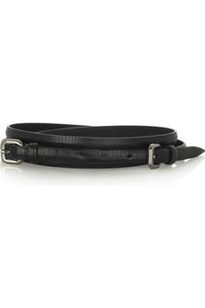Miu MiuDouble buckle belt