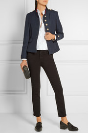 Burberry Brit Stretch-cotton shirt