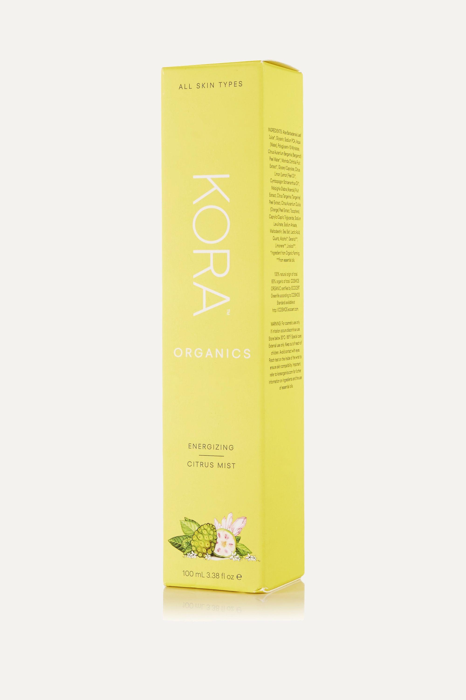 KORA Organics Energizing Citrus Mist, 100ml