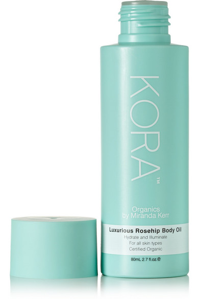 kora organics luxurious rosehip body oil 80ml neta