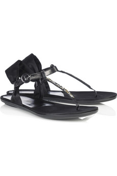 Pedro Garcia Caren embellished sandals