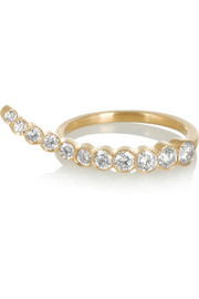 Sophie Bille Brahe 18-karat gold diamond ring