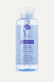 Klorane Soothing Makeup Remover with Cornflower, 400ml