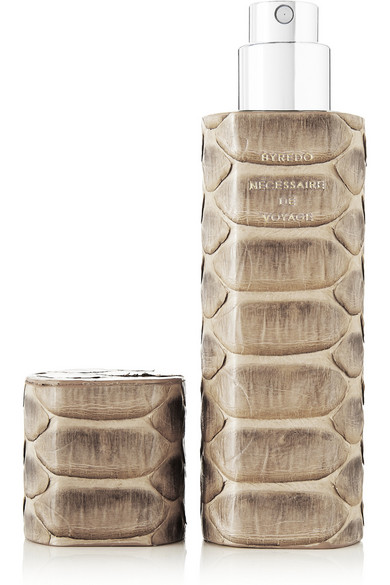Byredo   Gypsy Water Python Eau de Parfum Travel Case - Bergamot