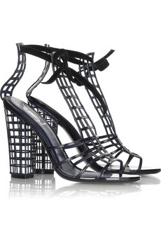 Yves Saint Laurent Cage strappy sandals