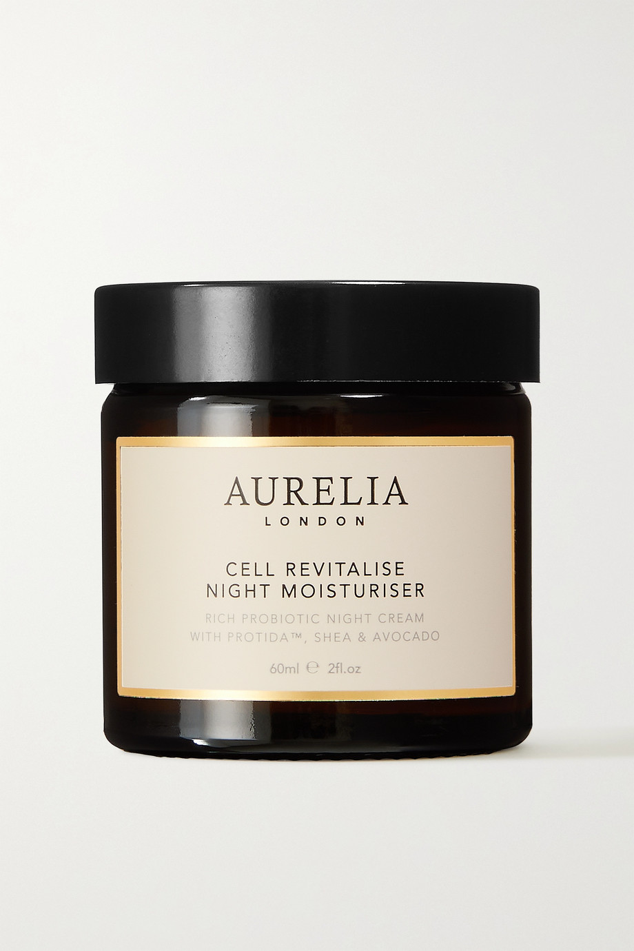 Aurelia Probiotic Skincare + NET SUSTAIN Cell Revitalize Night Moisturizer, 60ml