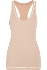Stella McCartney Margot Sauntering ribbed cotton pajama tank
