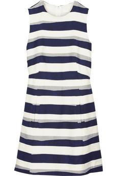 Chloé Striped sleeveless dress
