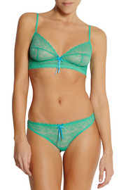 Elle Macpherson Intimates Beach Babe stretch-lace thong