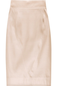 Fendi Seamed pencil skirt