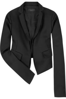 Calvin KleinMeghan cropped tuxedo