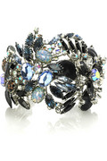 Tom Binns Blue crystal cuff