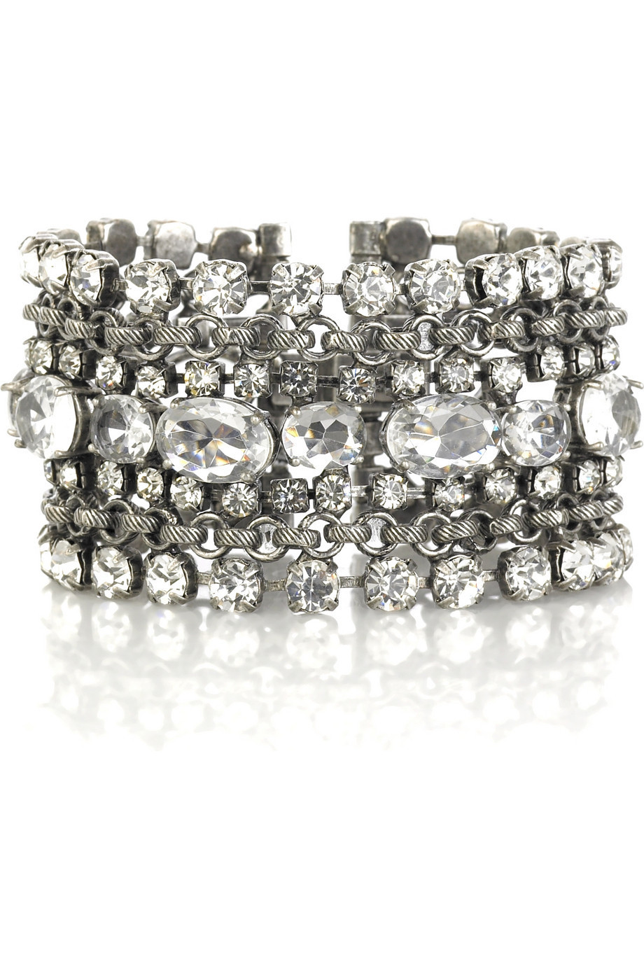 Lee Angel Marilyn crystal bracelet