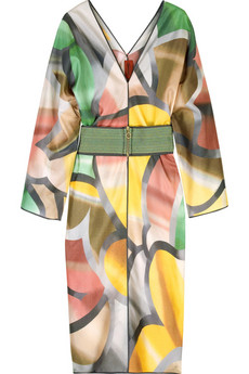 MissoniHedda print dress