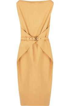 Bottega VenetaVintage-cotton dress
