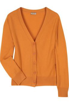 Bottega VenetaV-neck cashmere cardigan