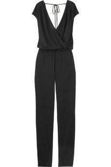 Halston Wrap top jumpsuit