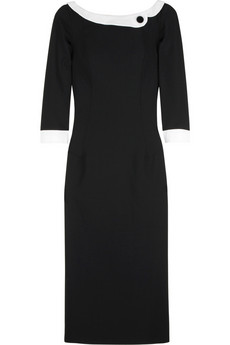 L'Wren Scott Headmistress wool dress  | NET-A-PORTER.COM from net-a-porter.com